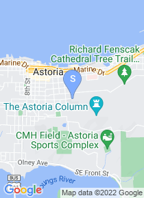 Clatsop CC map