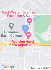 Columbia Basin College map