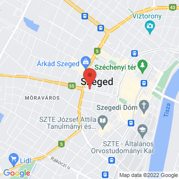 Szeged, 6722 Szeged, Kálvária sgt. 23 .