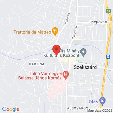 Szekszárd, 7100 Szekszárd, Béla király tér