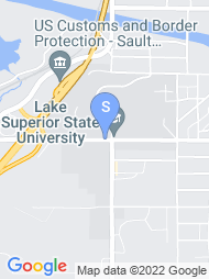 Lake Superior State University map