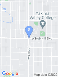 Yakima Valley Community College map