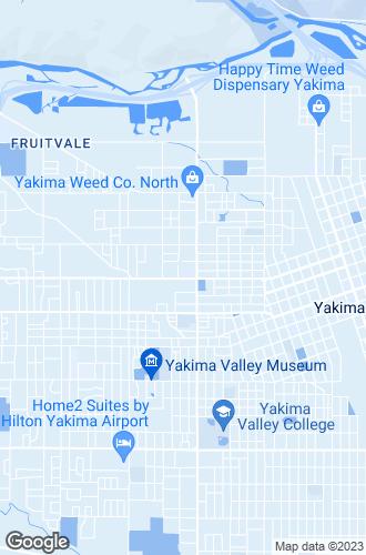 Map of Yakima