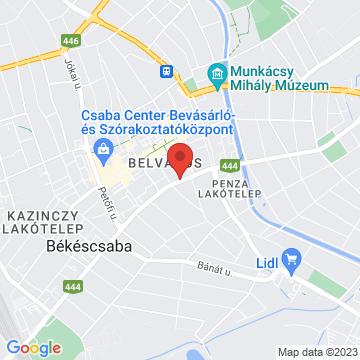 Békéscsaba, Békéscsaba, Bartók Béla út 13.