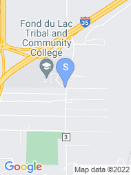 Fond du Lac Community College map