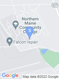Northern Maine Community College map