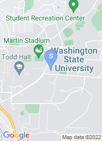 Washington State University map