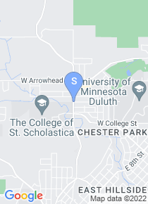 College of Saint Scholastica map