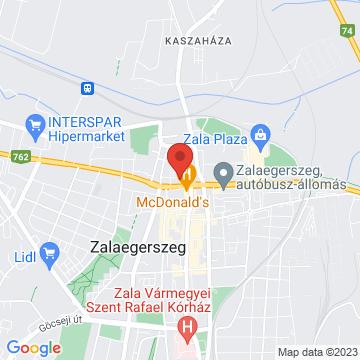 Zalaegerszeg, 8900 Zalaegerszeg Deák  tér 2.