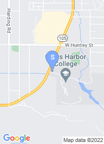 Grays Harbor College map