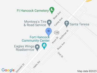 460 Knox Ave, Fort Hancock, TX 79839, USA