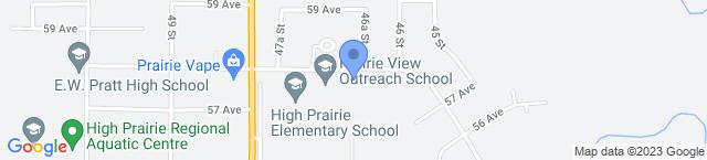 4601 58 Ave, High Prairie, AB T0G 1E0, Canada
