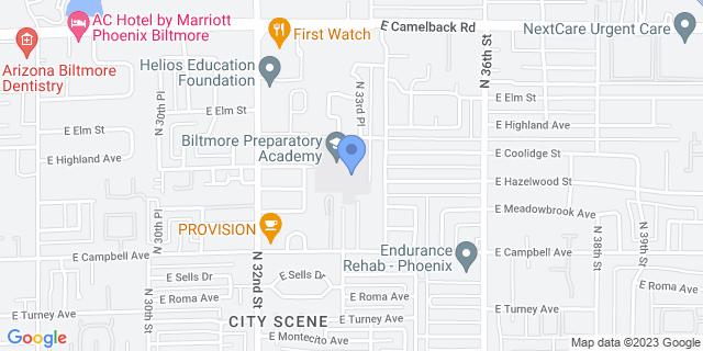 4601 N 34th St, Phoenix, AZ 85018, USA