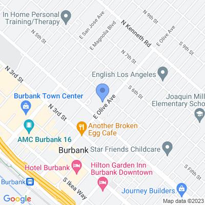 465 E Olive Ave, Burbank, CA 91501, USA