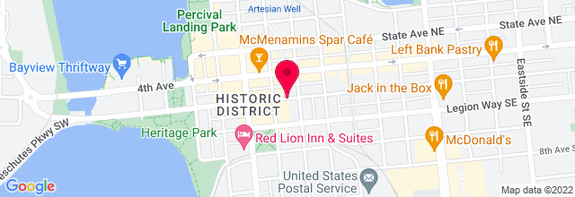 Map for Capitol Theater
