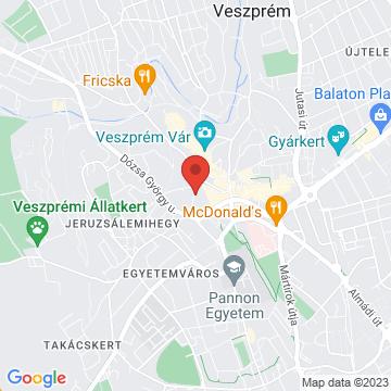 Veszprém, 8200 Veszprém  Toborzó út 11-13.