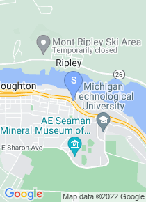Michigan Tech map