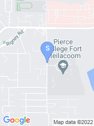 Pierce College map