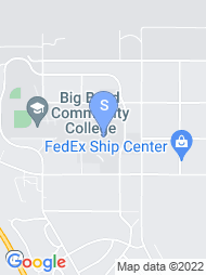 Big Bend Community College map