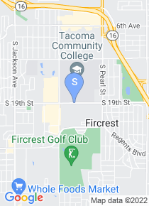 Tacoma CC map