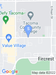 Tacoma Community College map