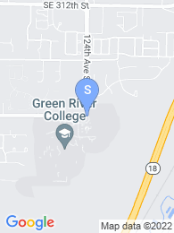 Green River Community College map