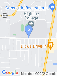 Highline Community College map