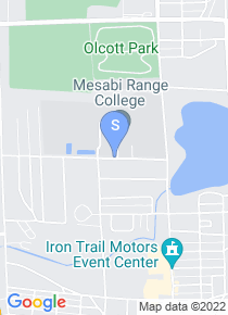 Mesabi Range Community College map