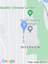 South Seattle College map