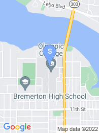 Olympic College map