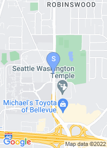 Bellevue College map