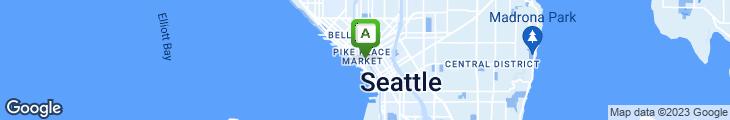 Map of Emerald Kettle Restaurant