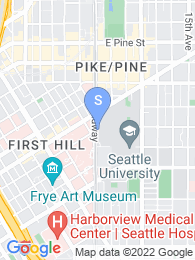 Seattle University map