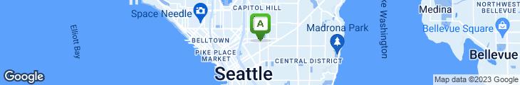 Map of Ballet Restaurant