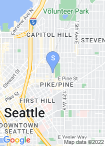 Central Seattle College map