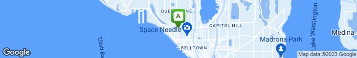 Map of Moxie Restaurant