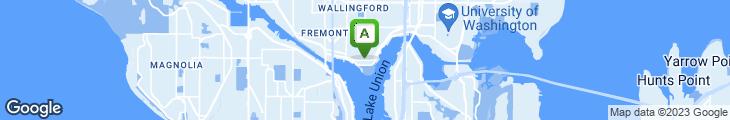 Map of Varsity Inn