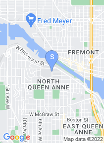 Seattle Pacific University map