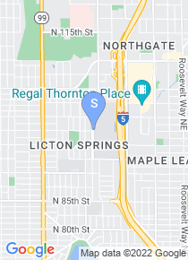 North Seattle College map