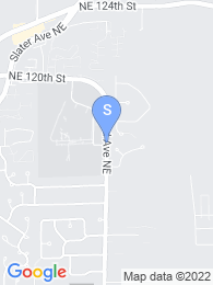 Lake Washington Tech map