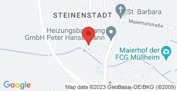 Neuenburg-Steinenstadt - Google Map Karte