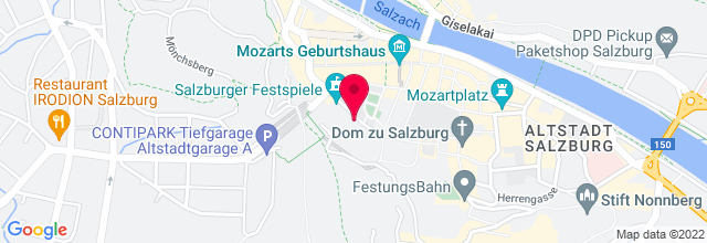 Map for Grosses Festspielhaus