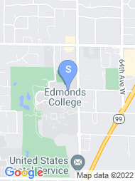 Edmonds Community College map