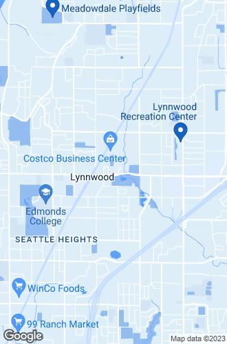Map of Lynnwood