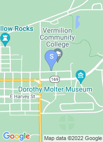 Vermilion Community College map