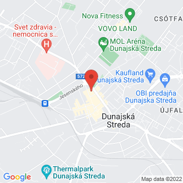 Dunajská Streda, Korzo Bélu Bartóka 788/1,92901 Dunajská Streda