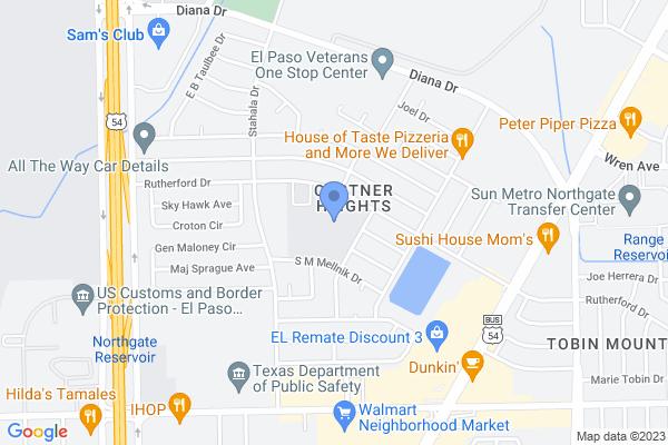 4700 Rutherford Dr, El Paso, TX 79924, USA