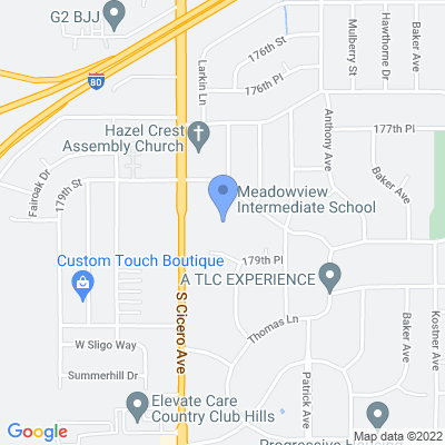 4709 179th St, Country Club Hills, IL 60478, USA
