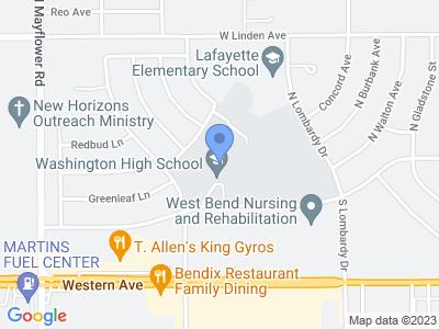 4747 W Washington St, South Bend, IN 46619, USA