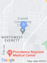 Everett CC map
